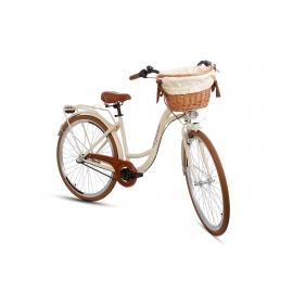 Vélo de ville 28'' Goetze au look rétro, TC 46 cm, 3 vitesses