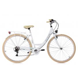 Vélo de ville 28'' KS Cycling 500C Toscana City cm 6 vitesses