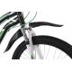 VTT 24'' tout suspendu KS cycling Phalanx, 21V. TC 38 cm. freins à disque