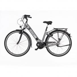 Vélo de ville électrique 28'' Fischer Cita 4.0i/moteur central/48 volt, 90Nm