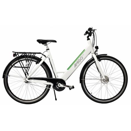 Vélo électrique 28'' Amigo, 36v, batterie integrée
