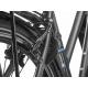 VTC électrique 28'' Fischer ETH 1401, 24vit. 36 Volt / 14,5 Ah / 522 Wh