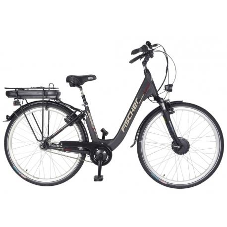 Vélo de ville électrique 26'' Fischer Ecu 1800