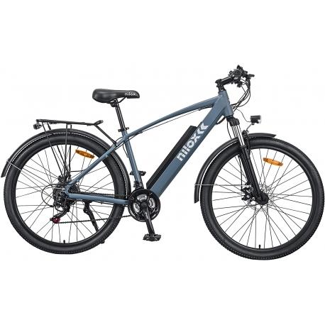 Vélo électrique 27,5''x2,10 Nilox X7, 36V