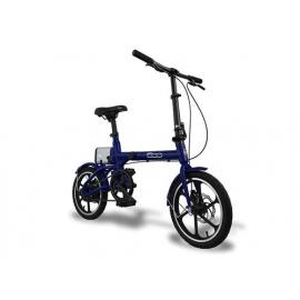 Vélo électrique 16'' pliant  Fiat 500