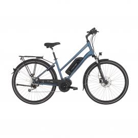 Vélo électrique Fischer ETD 1820 moteur central 48v/11,6Ah/557Wh