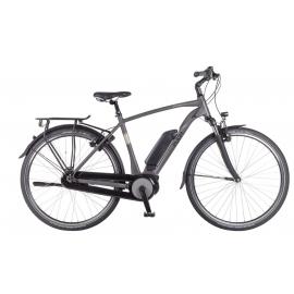 """Vélo électrique 28"""" Puch Stadrad E-SL/moteur central Bosch Active Line /8 vitesses Nexus/freins hydraulique"""