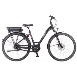 """Vélo électrique 28"""" Puch Stadrad / moteur central Bosch Active Line / 7 vitesses Nexus / freins à disque"""
