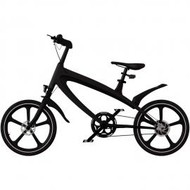 Vélo électrique 20'' Wheelheels V-ITA système d'alarme intégré