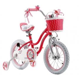 Vélo enfant 12'' Royalbaby Stargirl