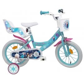 """Vélo enfant 14"""" Disney Frozen/Reine des neiges"""