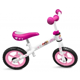 Vélo draisienne sans pédales Princess Disney 10''
