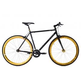 Vélo fitness fixie flip/flop 28'' KS Cycling Pegado, TC 53 cm