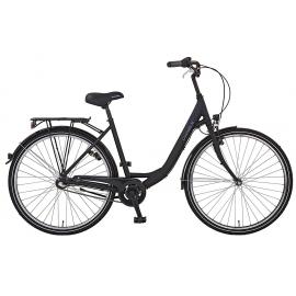 Vélo hollandais 28'' Prophete Geniesser 9.3 cadre aluminium, 3 vitesses Nexus, frein à rétropédalage
