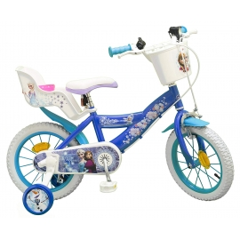 """Vélo enfant 16"""" Disney Frozen/Reine des neiges"""